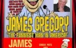 Image for James Gregory : Funniest Man in America