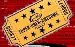 Image for Super-Uber-Awesome Ticket Raffle