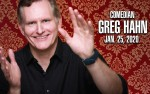 Image for Comedian Greg Hahn