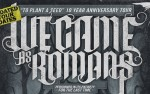 Image for We Came As Romans, with The Devil Wears Prada, Gideon, Dayseeker