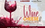Image for UCPAC'S WINE, CHEESE & CHOCOLATE PARTY