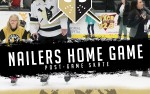 Image for Game 33 - Mar 15, 2020: Wheeling Nailers vs Toledo Walleye