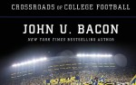 Image for John U Bacon author of Overtime: Jim Harbaugh & the Michigan Wolverines at the Crossroads of College Football