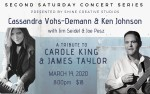 Image for A Tribute to Carole King and James Taylor