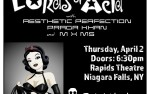 Image for NIAGARA SPANKS FETISH BALL FEATURING LORDS OF ACID & MORE!