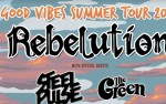 Image for PARKING/SHUTTLE: Good Vibes Summer Tour 2021: Rebelution + Special Guests