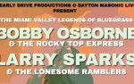 Image for The Miami Valley Legends of Bluegrass, Bobby Osborn and Larry Sparks