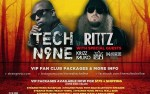 Image for Rescheduled date. TECH N9NE