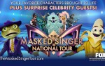 Image for The Masked Singer National Tour **NEW DATE**