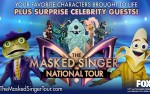 Image for The Masked Singer National Tour