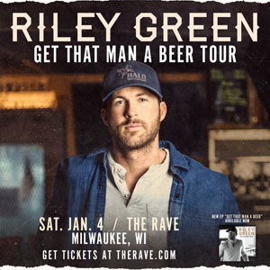 Image for Riley Green: Get That Man a Beer Tour