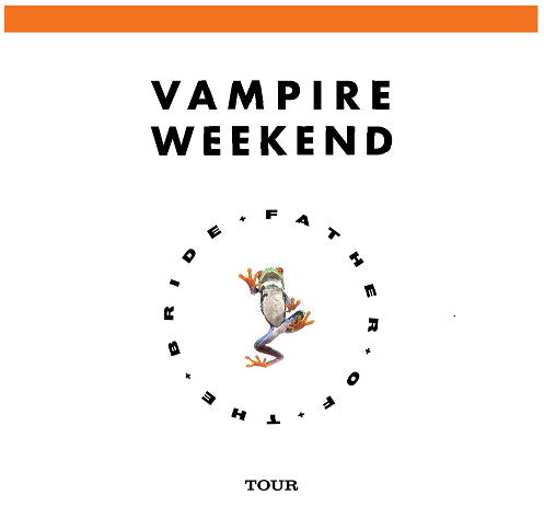 Image for Vampire Weekend - Father of the Bride Tour