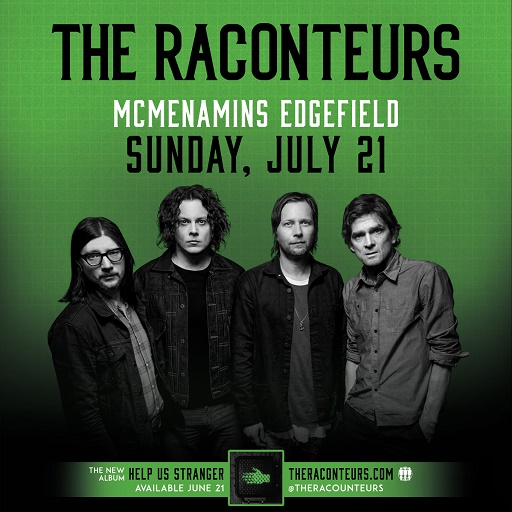 Image for THE RACONTEURS with special guest Lillie Mae