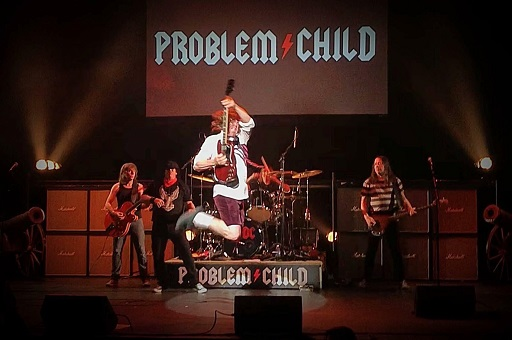 Image for PROBLEM CHILD, HYSTERIA, 21+ *RESCHEDULED FROM 7/24*
