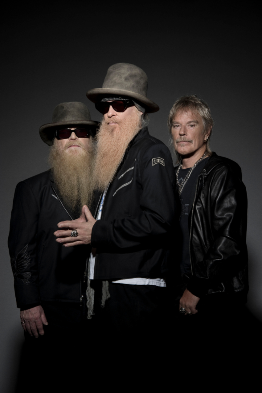 Image for ZZ TOP