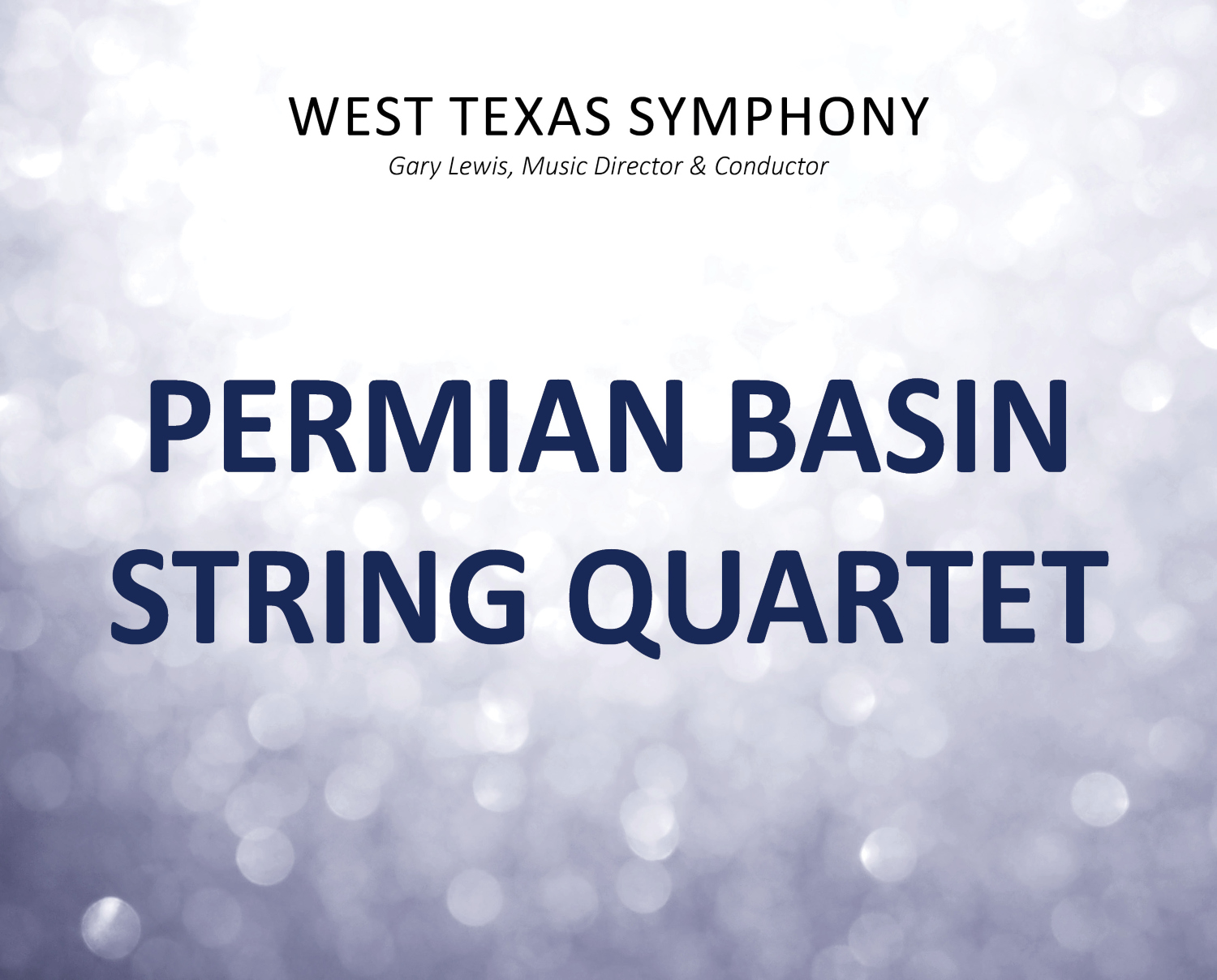 Image for STRING-A-BRATION (MOSC PERMIAN BASIN STRINGS)