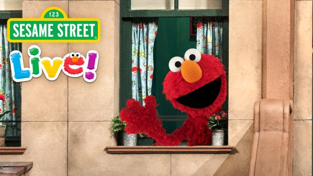 Image for SESAME STREET LIVE! LET'S PARTY! (SATURDAY 1PM)