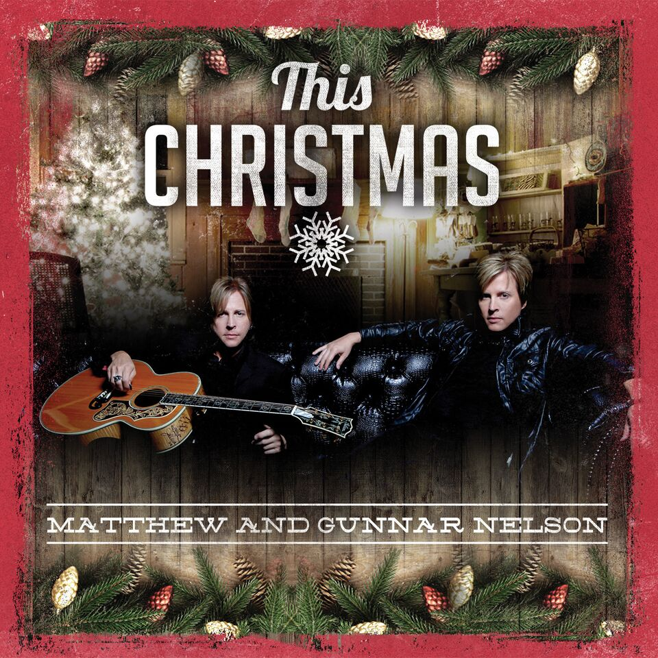 Image for CHRISTMAS WITH THE NELSONS