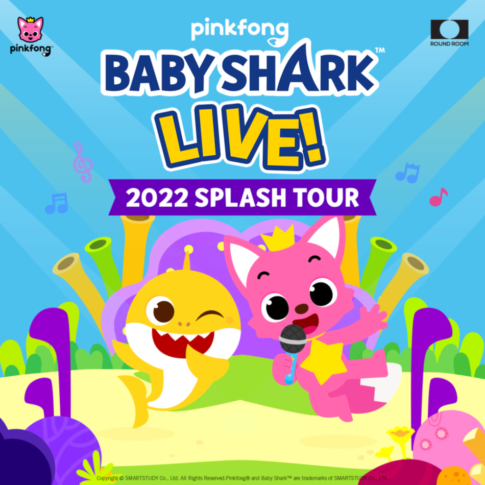 Image for POSTPONED - BABY SHARK LIVE!