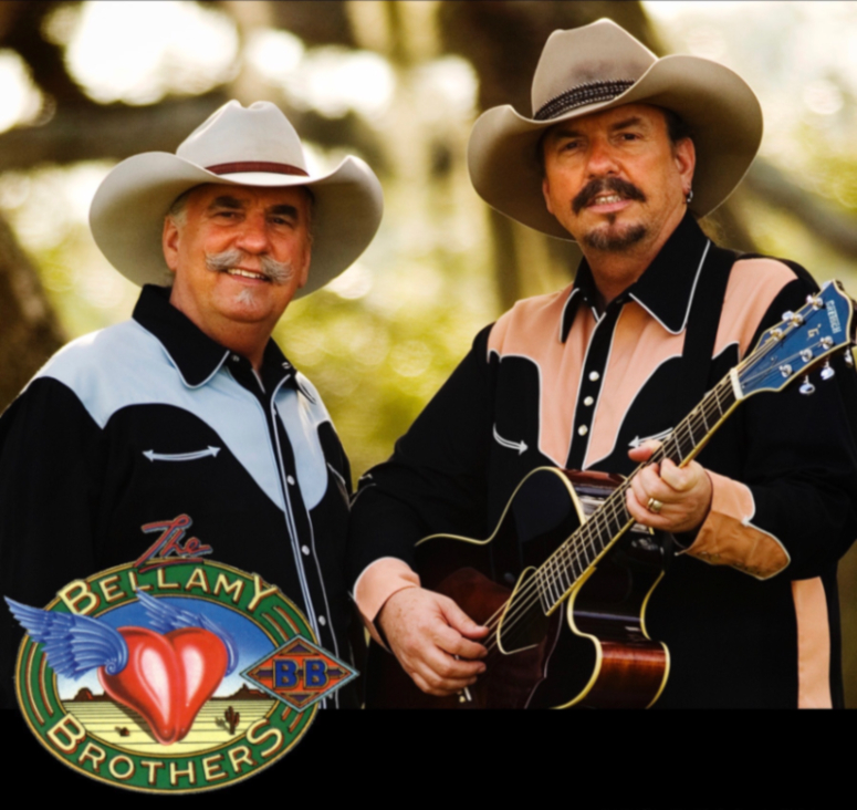 Image for BELLAMY BROTHERS - NEW DATE