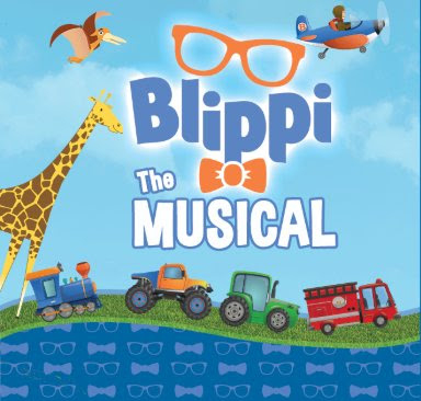 Image for BLIPPI THE MUSICAL