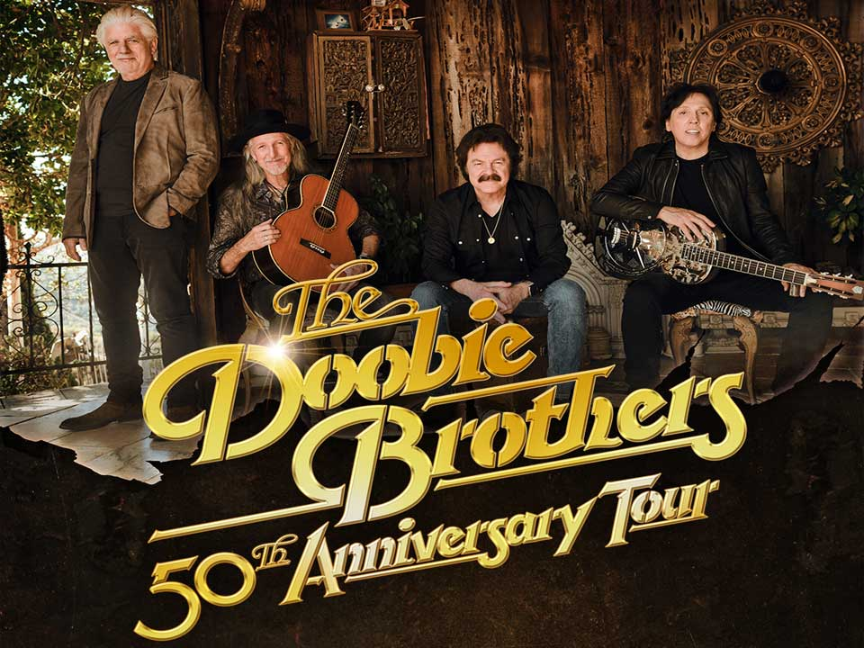 Image for THE DOOBIE BROTHERS - Sunday, August 9, 2020 (OUTDOORS)