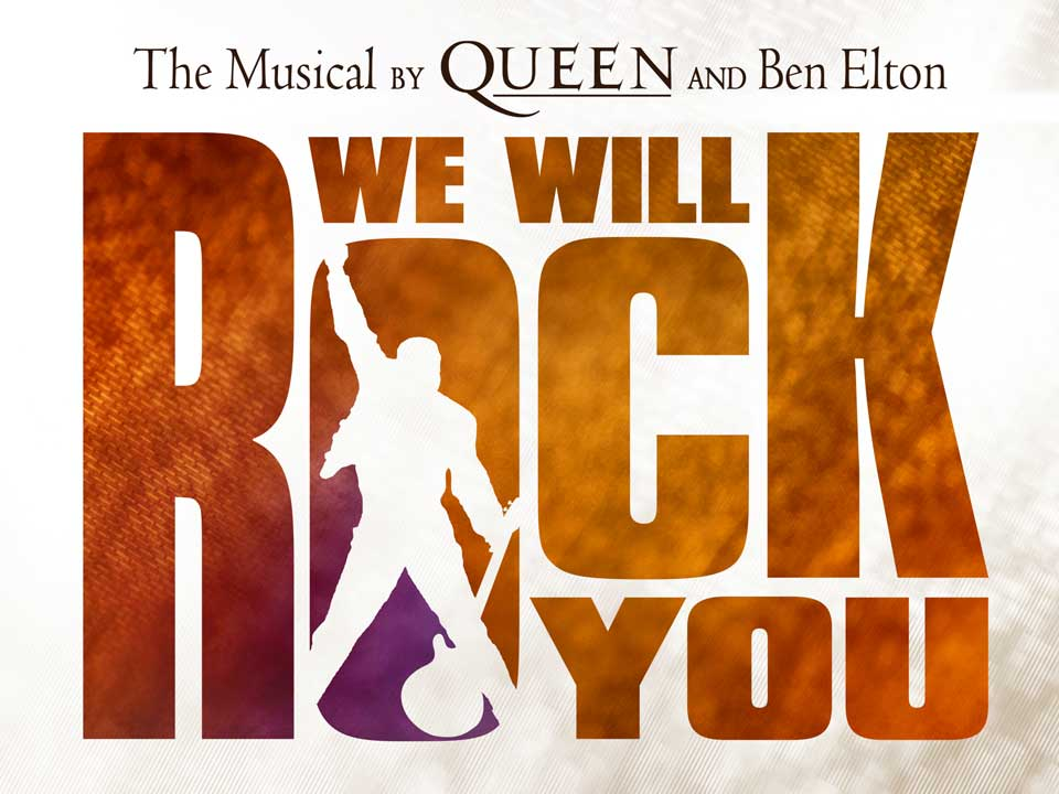 Image for WE WILL ROCK YOU - The Musical on Tour- Friday, November 22, 2019