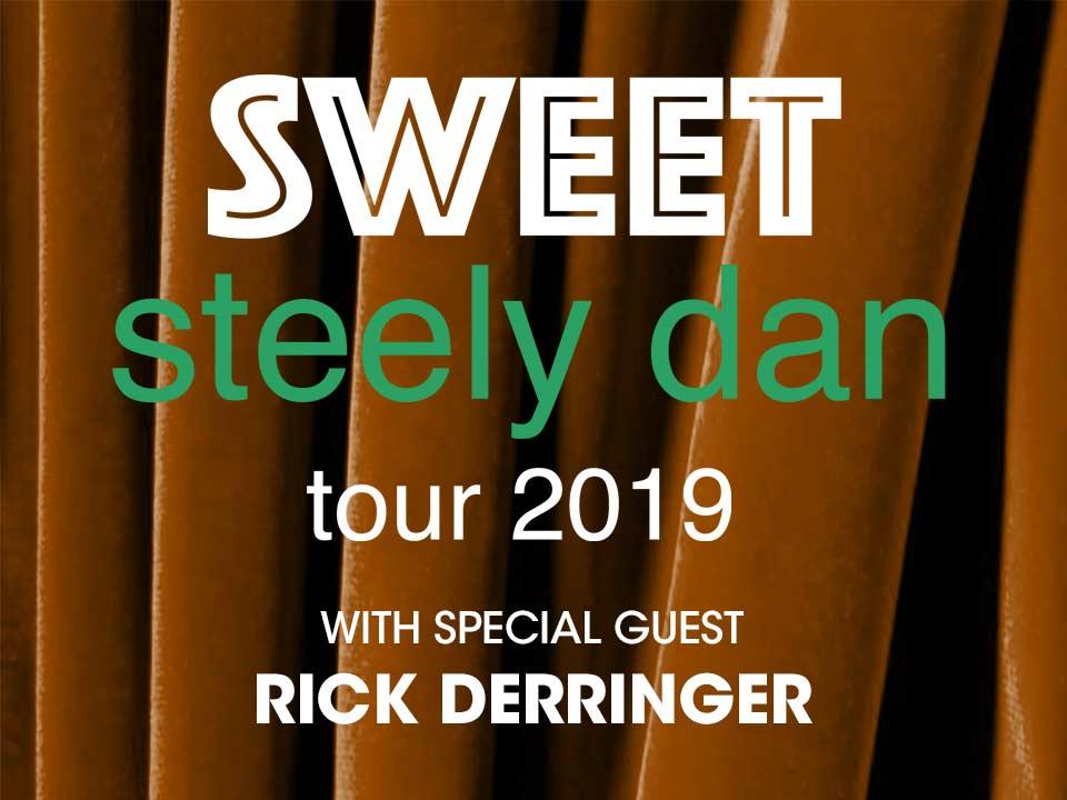 Image for STEELY DAN wsg Rick Derringer - Friday August 30, 2019 (Outdoors)