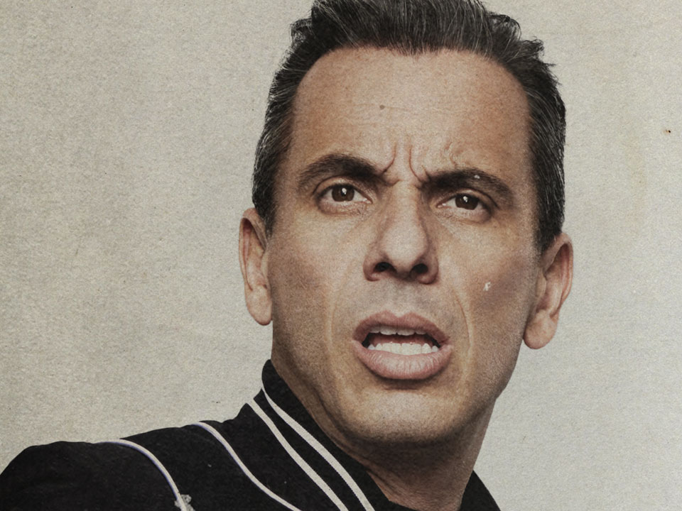 Image for SEBASTIAN MANISCALCO - NEW DATE! - Saturday, July 11, 2020