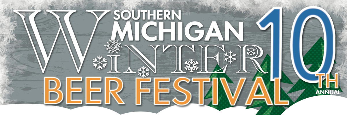 Image for 10th Annual Southern Michigan Winter Beer Festival - POSTPONED TO MAY 1, 2021