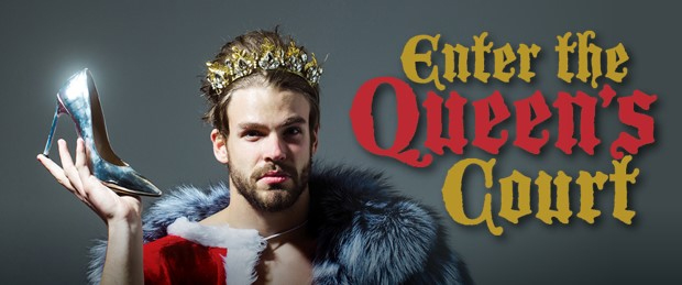 Image for Enter the Queen's Court