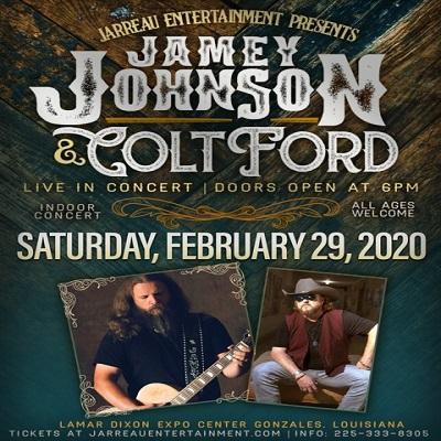 Image for Colt Ford & Jamey Johnson