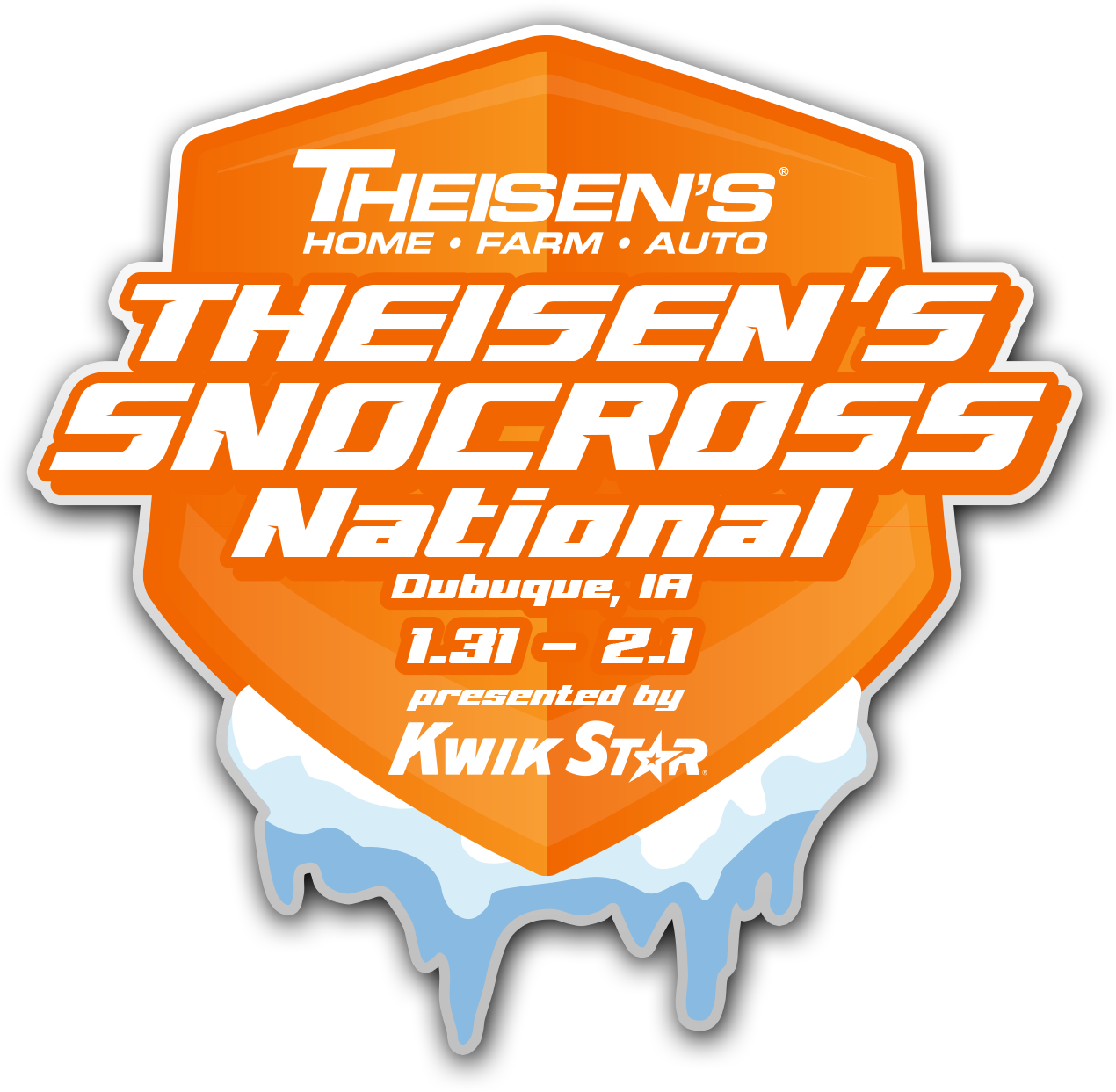 Image for Theisen's Snocross National - Friday January 31 & Saturday February 1, 2020