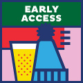 Image for  Winter Beer Dabbler  -  Early Access (Sat. Feb. 22nd - 2pm)