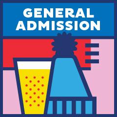 Image for   Winter Beer Dabbler - General Admission (Sat. Feb. 22nd - 3pm)