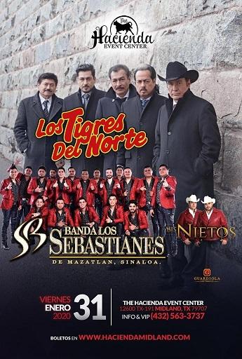 Image for LOS TIGRES DEL NORTE/BANDA LOS SEBASTIANES