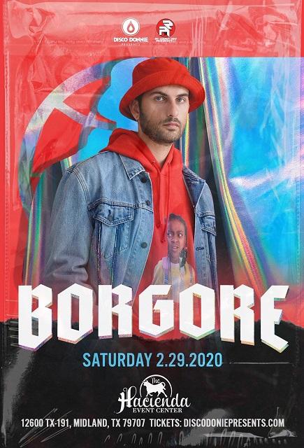 Image for BORGORE