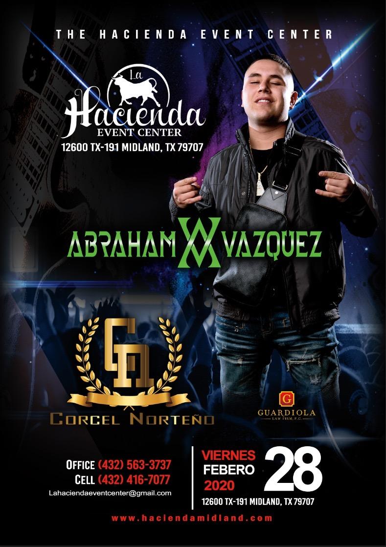 Image for Abraham Vazquez