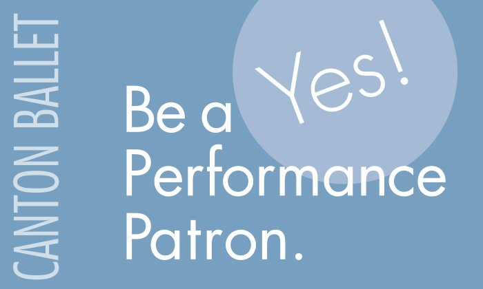 Image for Performance Patron Donation