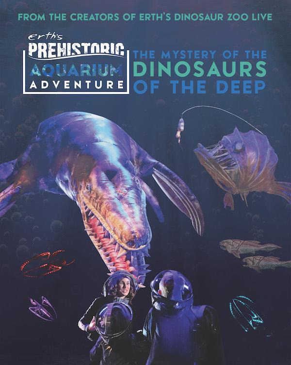 Image for Erth's Prehistoric Aquarium Adventure