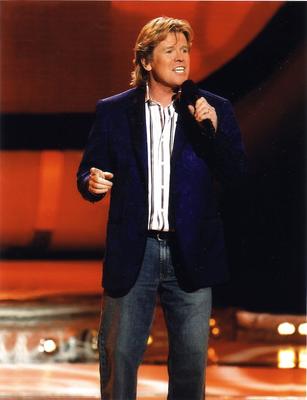 Image for An Olde English Christmas with Herman's Hermits starring Peter Noone