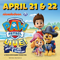 Image for Paw Patrol Live! The Great Pirate Adventure