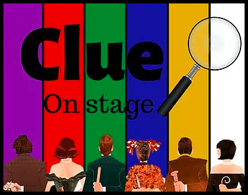 Image for Clue On Stage (High School Edition)