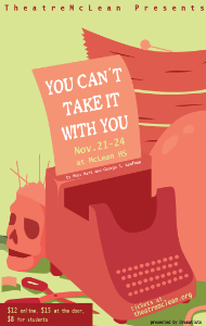 Image for You Can't Take It With You - Fulton Cast