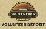 Image for SUMMER CAMP MUSIC FESTIVAL 20TH ANNIVERSARY: VOLUNTEER DEPOSIT TICKET