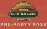 Image for SUMMER CAMP MUSIC FESTIVAL 20TH ANNIVERSARY: THURSDAY PRE-PARTY PASS - AUG 19TH 2021 ***MUST HAVE 3-DAY PASS***
