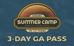 Image for SUMMER CAMP MUSIC FESTIVAL 20TH ANNIVERSARY: 3-DAY GA PASS - AUG 20TH-22ND 2021