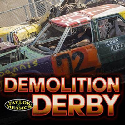 Image for DEMOLITION DERBY