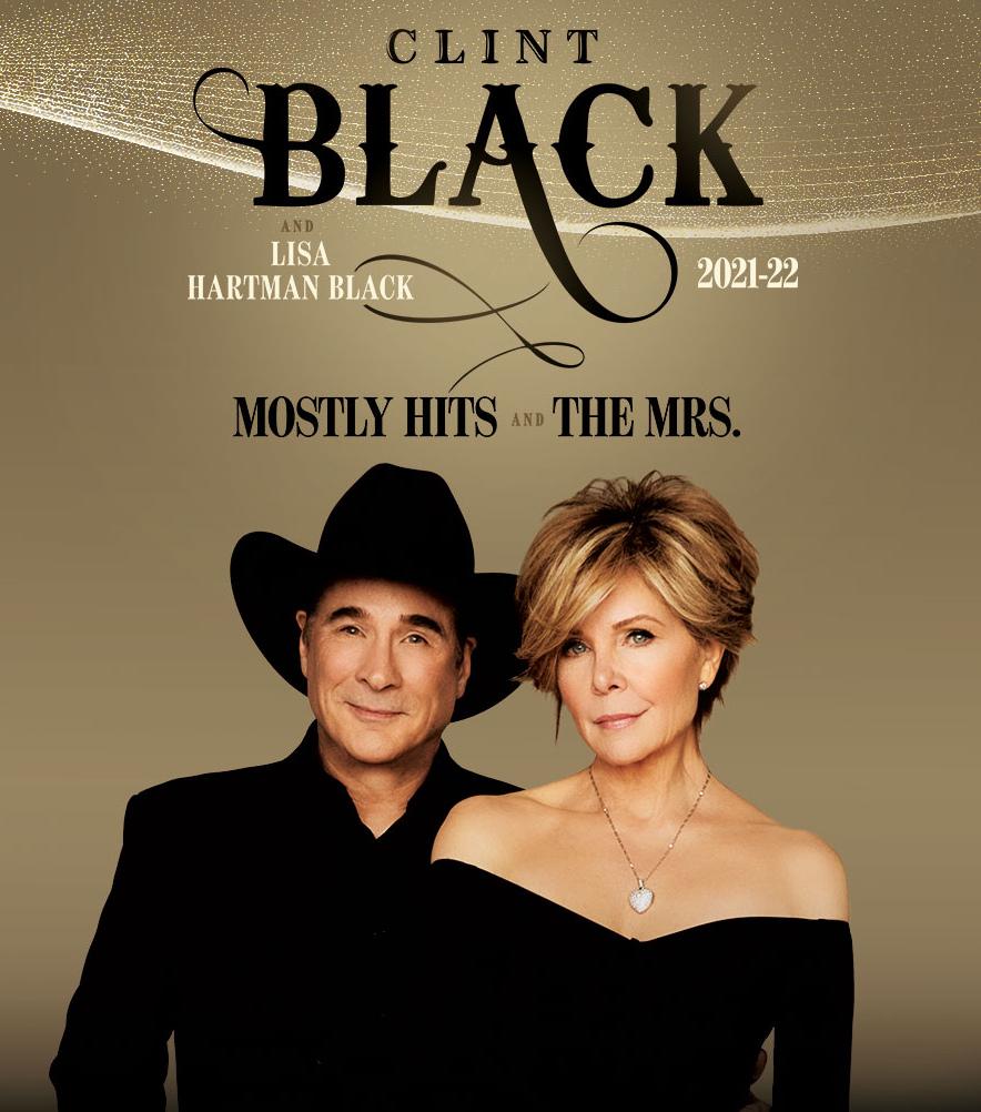 Image for CLINT BLACK featuring LISA HARTMAN BLACK