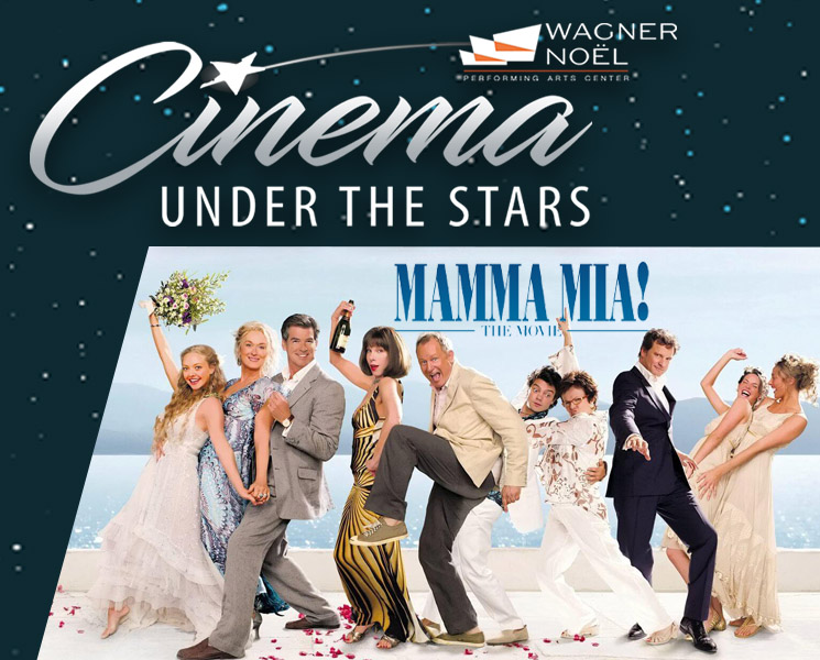 Image for CINEMA UNDER THE STARS:  MAMMA MIA! SING-A-LONG